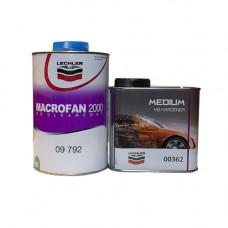 Лак Lechler MACROFAN 2000 HS комплект 2+1