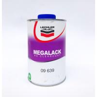 Лак акриловый Lechler MEGALACK HS CLEARCOAT Комплект 2+1