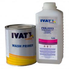Грунт кислотный Ivat Wash Primer, бесхроматный