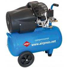 Компрессор поршневой Airpress HL 425-50. 425 л/мин. 2.2 кВт