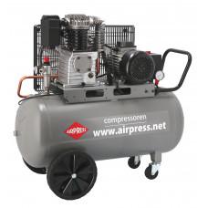 Компрессор поршневой Airpress HK 425-50. 425 л/мин. 2.2 кВт, 380 В