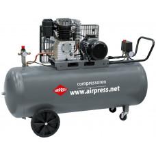 Компрессор поршневой Airpress HL 600-200. 600 л/мин. 3 кВт, 380 В